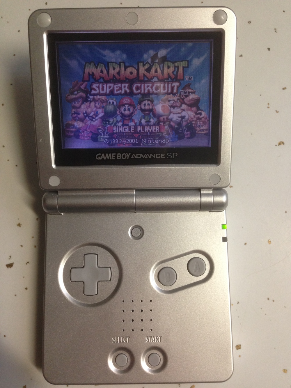 Mario Kart May 3 Mario Kart Super Circuit Gba The