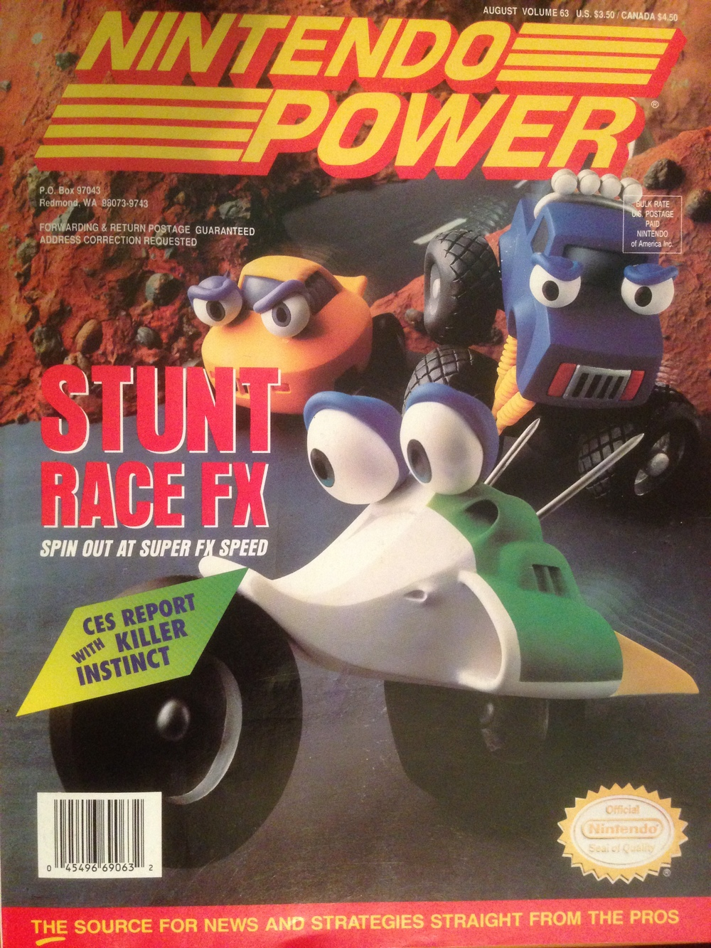 nintendo_power_v63_cover