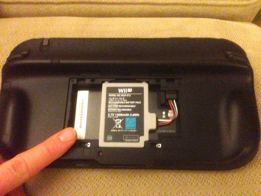 Battery wii u gamepad - Blue parrot gettysburg pa
