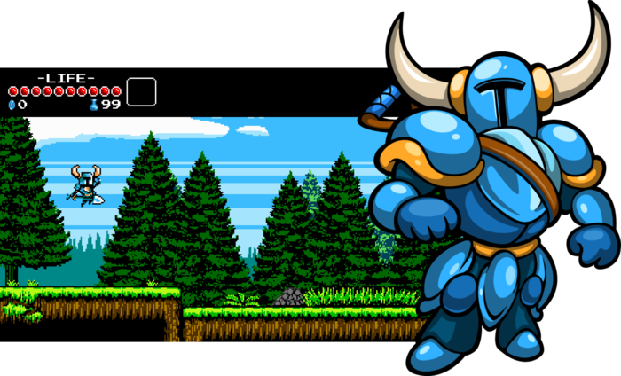 Shovel Knight (Wii U, 3DS)