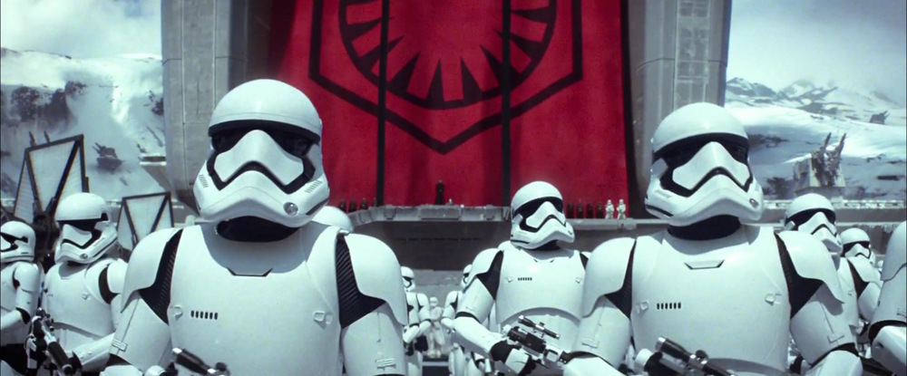 Why are these Stormtroopers different? Who's in charge here? What are they up to?