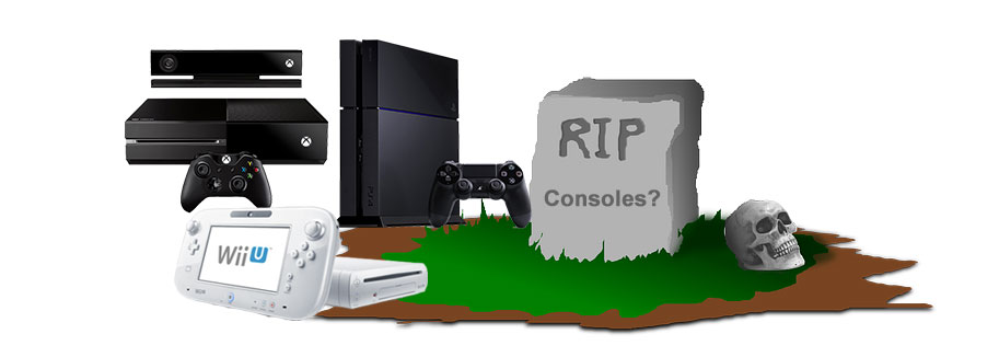 "Another console generation, another ""this is the last console generation"" story."