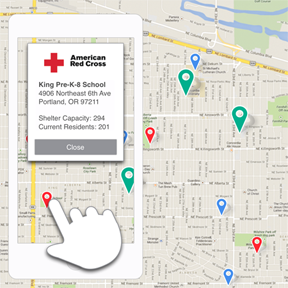 Seeking first aid