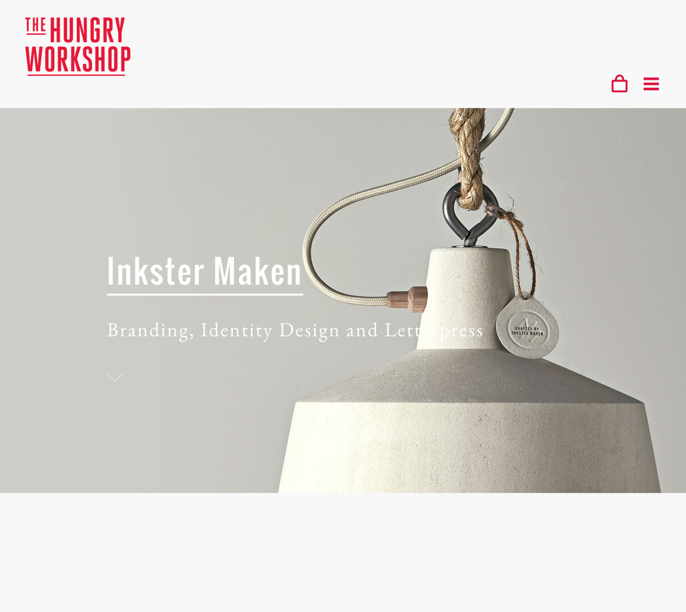 2013 – Inkster Maken Branding | The Hungry Workshop