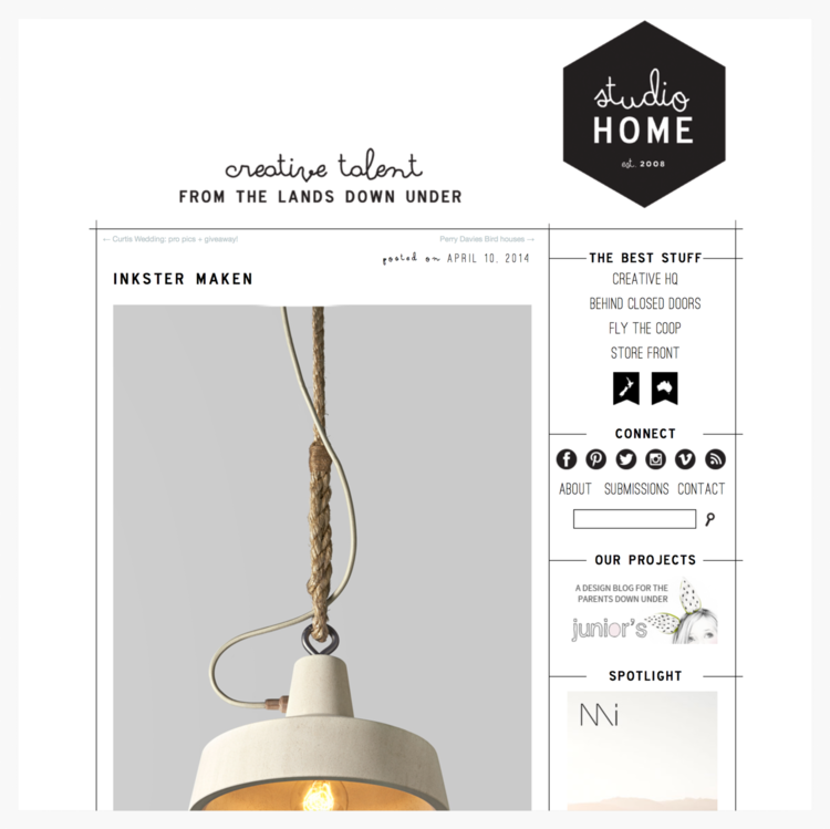 April 2014 | Studio Home | Online Profile