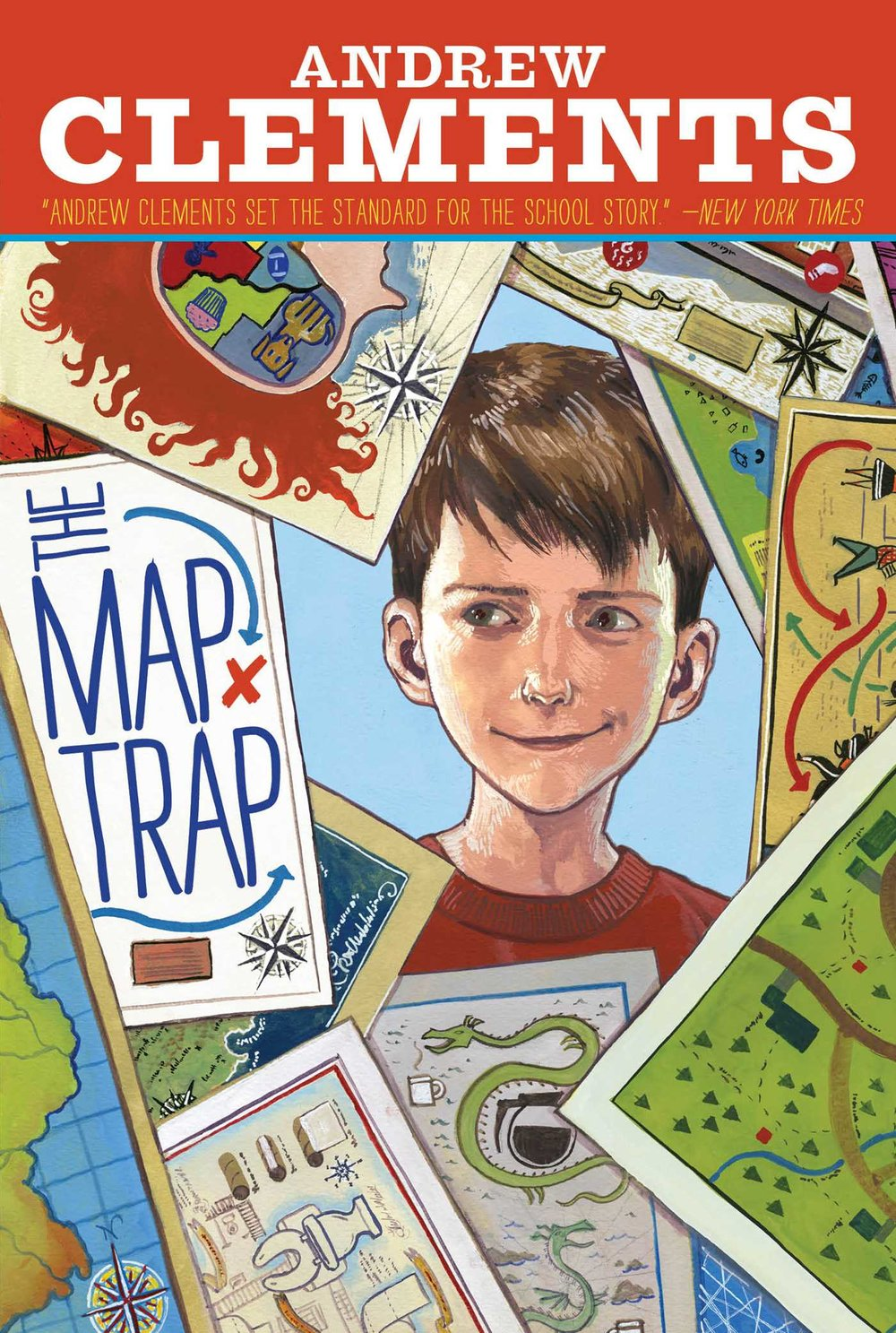 andrew-clements-map-trap.jpg