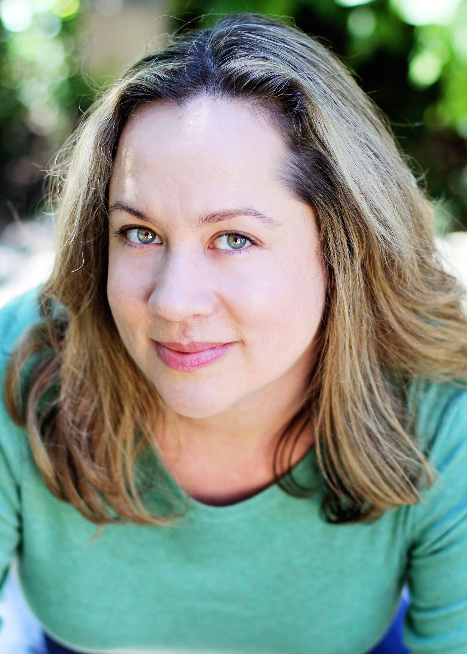 Author Jennifer Ziegler