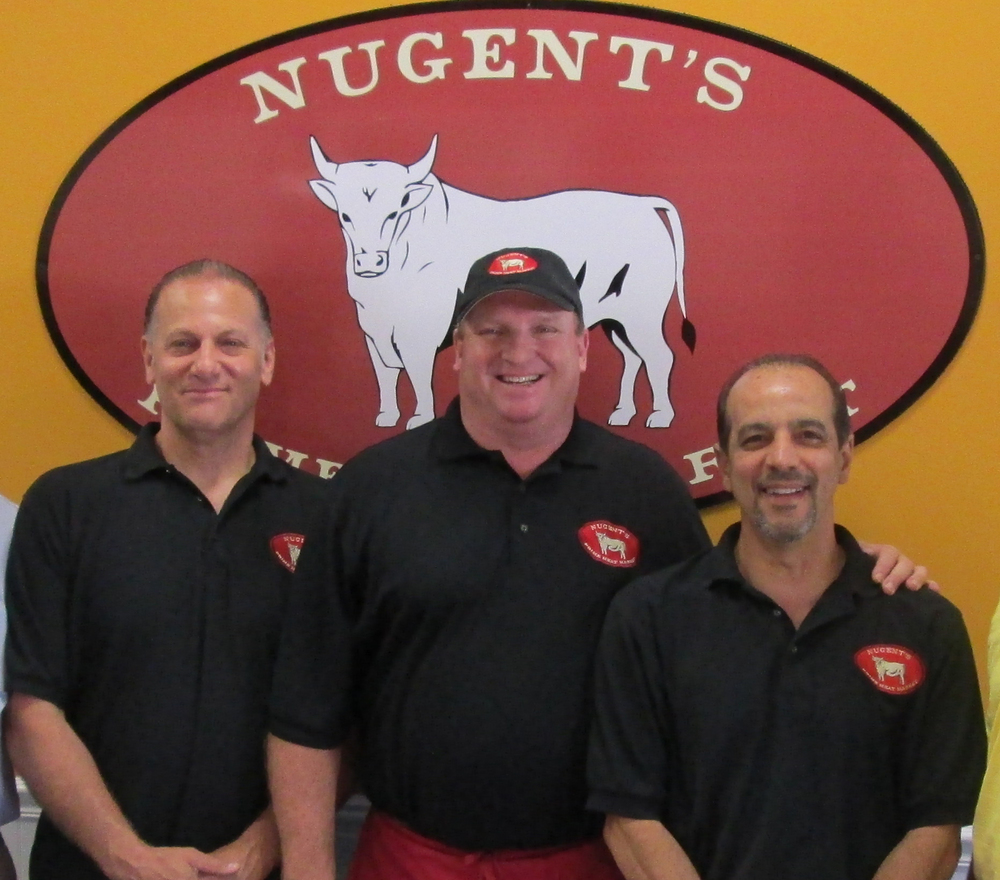 Nugent's Owners Howard, Tim, and Tony