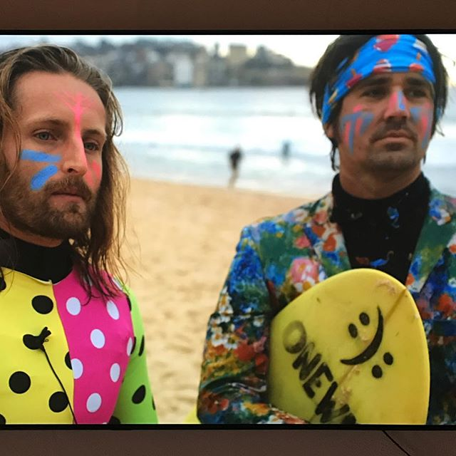 Can't wait for you to meet these legends Sammy and Grant in our new doc @happysadfilm The world premiere at @melbfilmfest is selling fast. Join us August 12 and 14! Book via www.miff.com.au