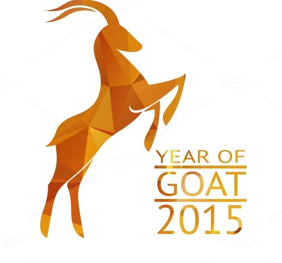 Chinese-new-year-2015-goat-with-golden-geometric-pattern.jpg