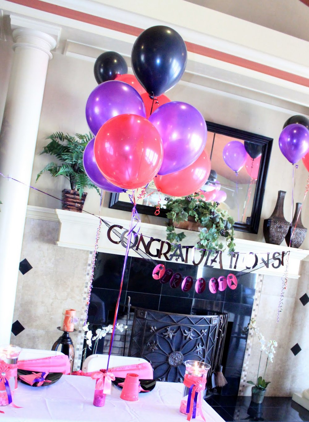 >Graduation Sophistication! {Real Party}