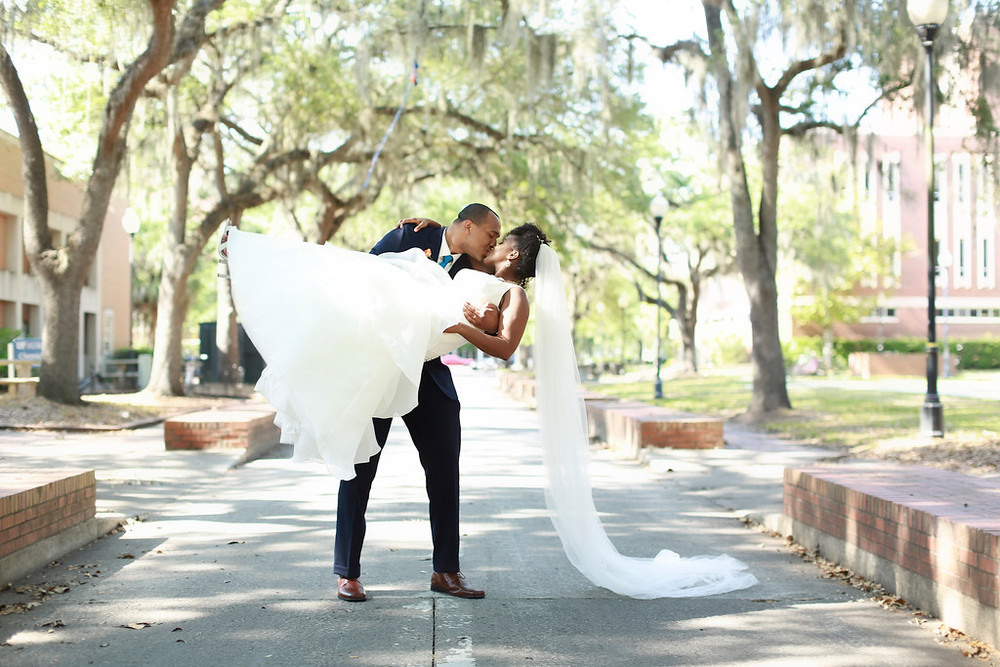 Talia Felicia the luxe planner Gainesville Wedding Planner
