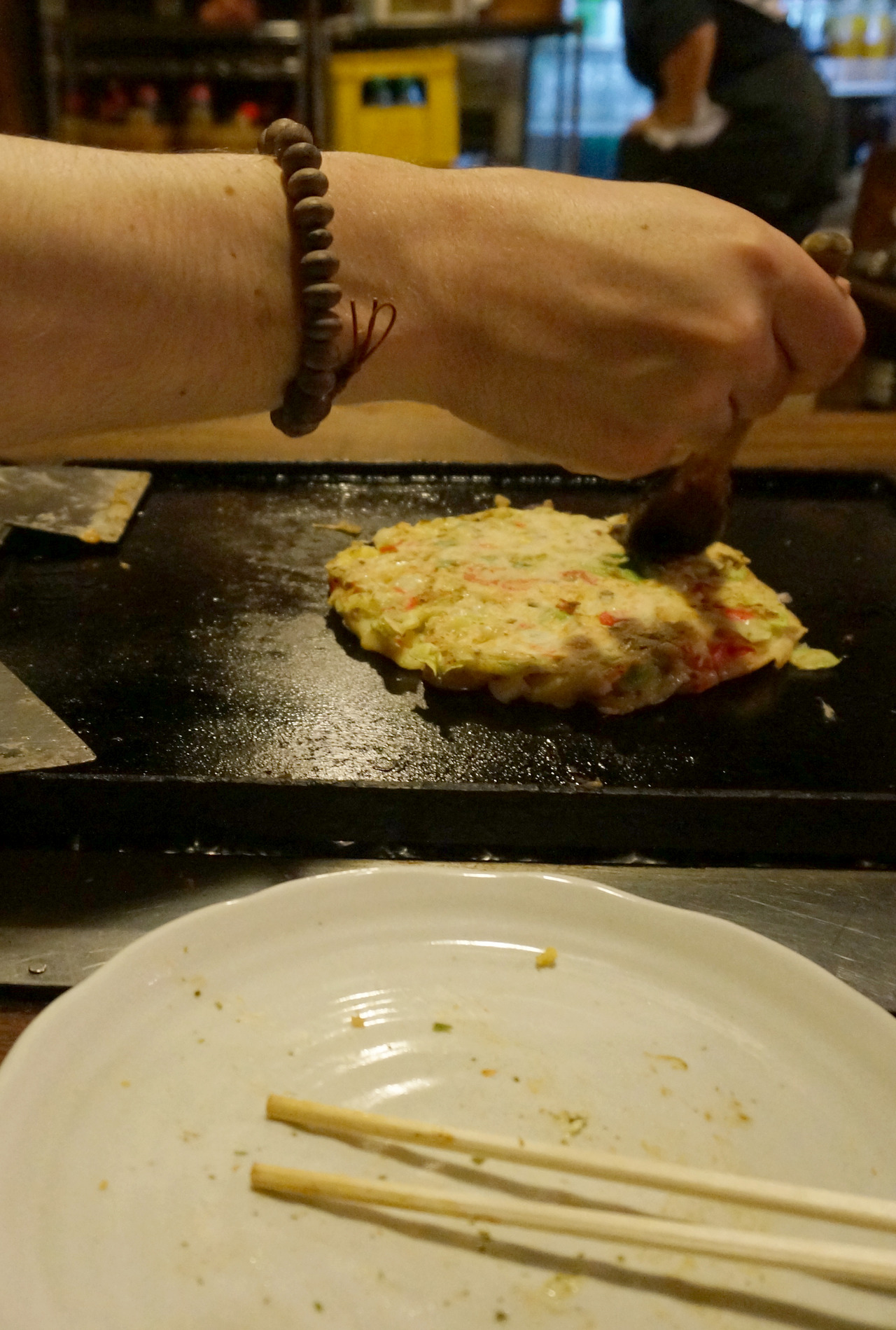 Anyone know a good place to get okonomiyaki in Chicago?