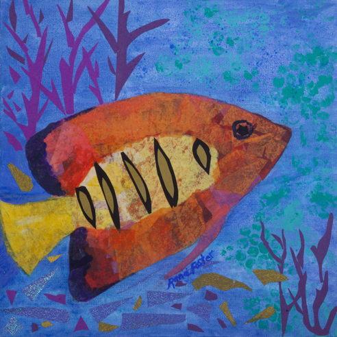 Flame Fish
