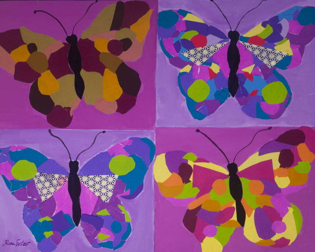 Butterfly Quad