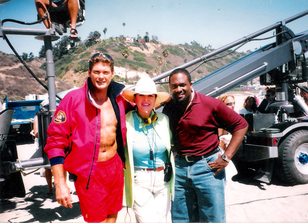Directing BAYWATCH