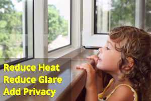 Make your home private & cool.