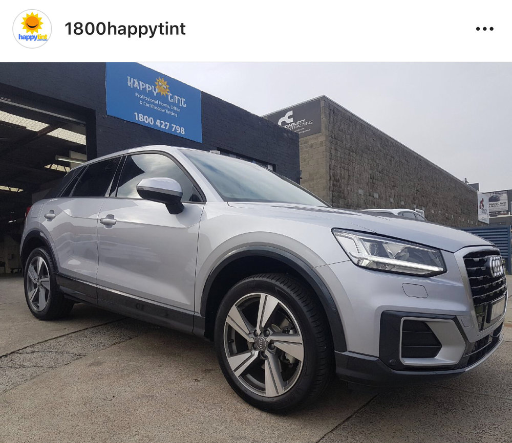 Happy Tint-Window Tinting Melbourne. Tinting For Car
