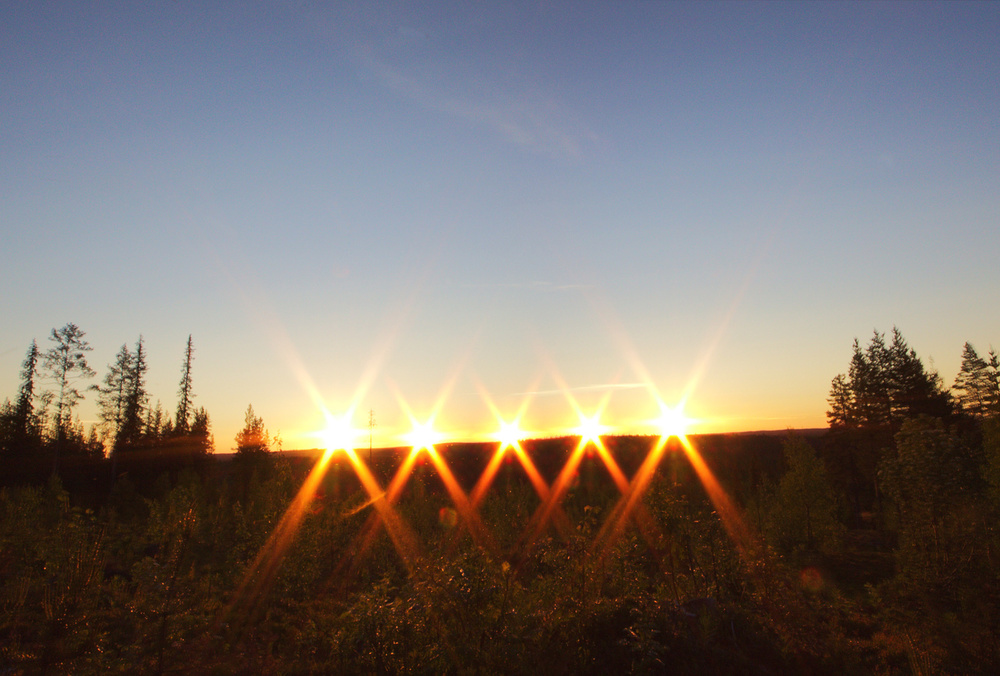 June, Midnight Sun