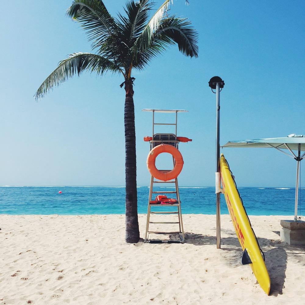 Mulia beach