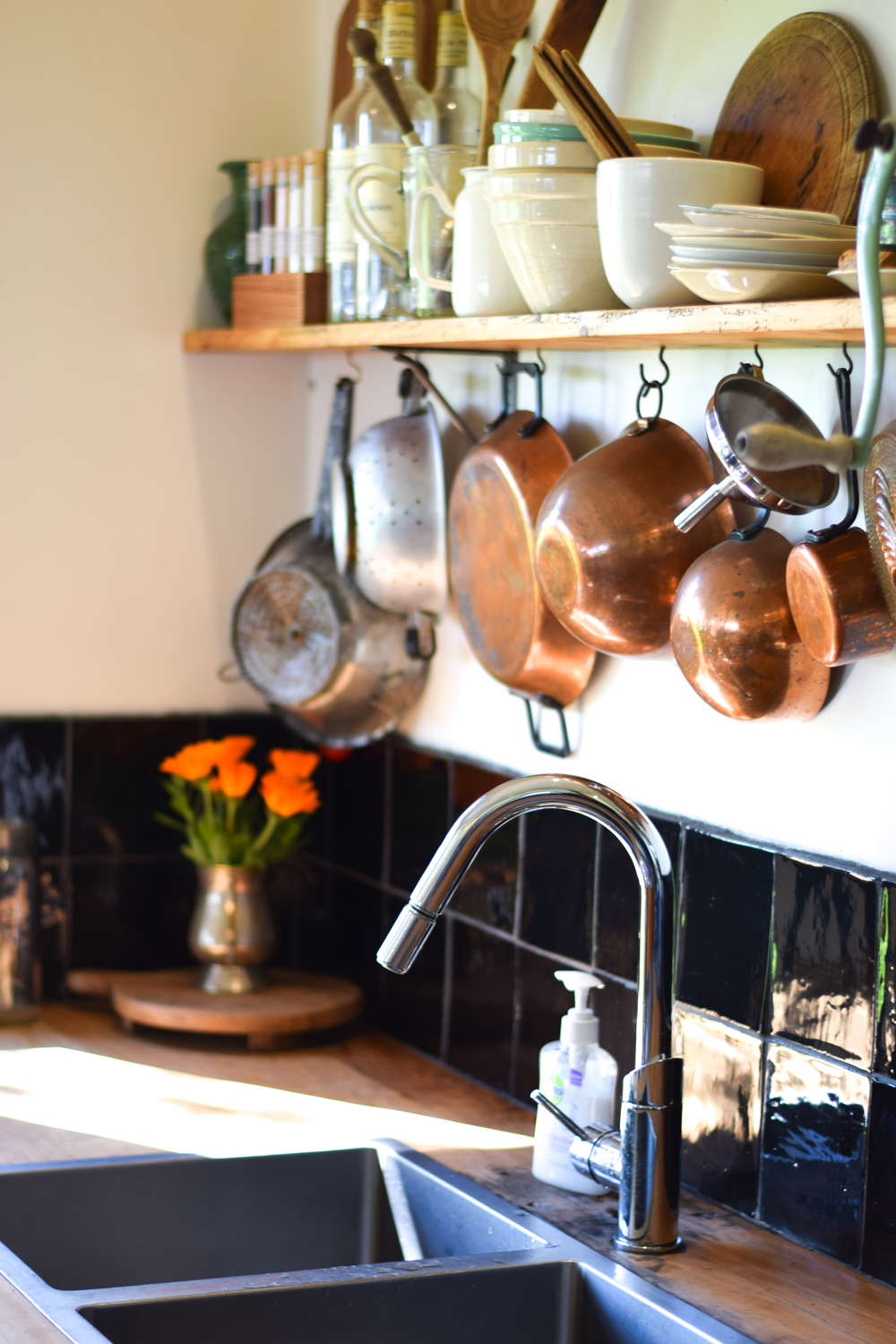 Tamsin's dreamy kitchen