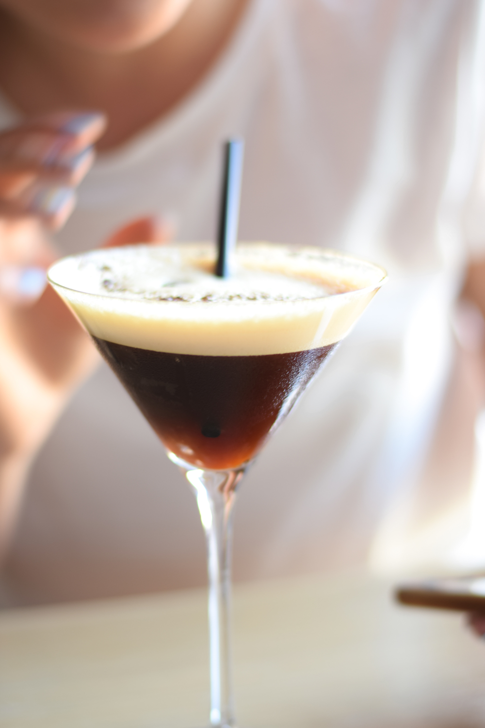 No such thing as too many espresso martinis