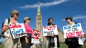 Read this article by Bruce Cox about the Stephen Harper's attack on democracy and the rights of people and of environmental organizations to stand up and speak out on behalf of our planet. http://www.theglobeandmail.com/news/opinions/opinion/mr-harper-dissent-is-vital-to-democracy/article2349447/