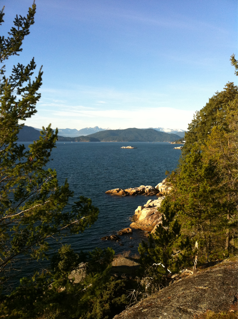 Why I love Vancouver… This is lighthouse park a couple of days ago. So beautiful out there, and just a bus ride from downtown.