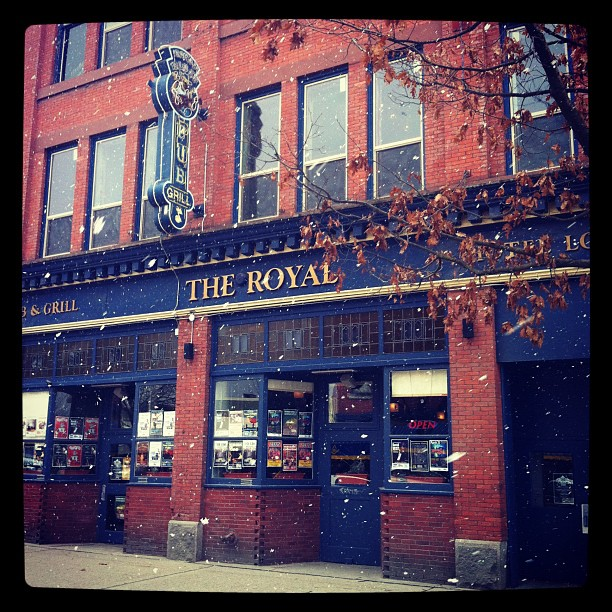 The Royal, Nelson BC (Taken with instagram)