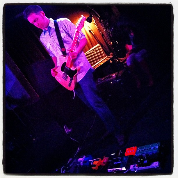 Jon Roper at Biltmore Cabaret, (Taken with  instagram )