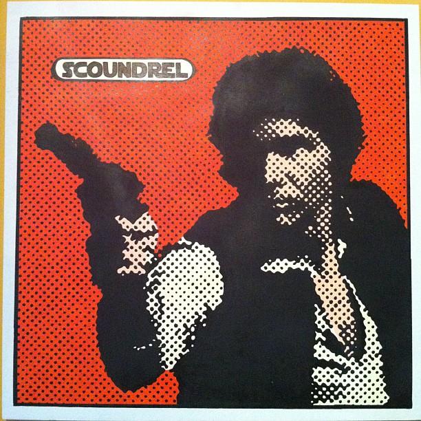Len Komanac 'Scoundrel' (Taken with instagram)