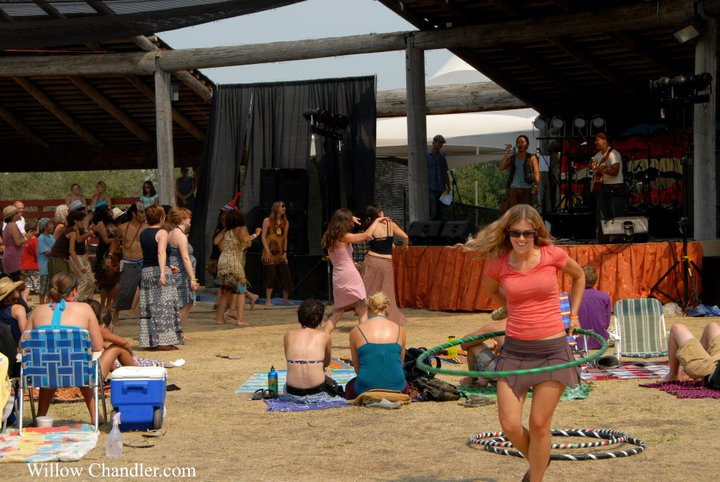 Good times at Komasket Festival… so hot that day that people were dancing in the shade. I long for the summer!