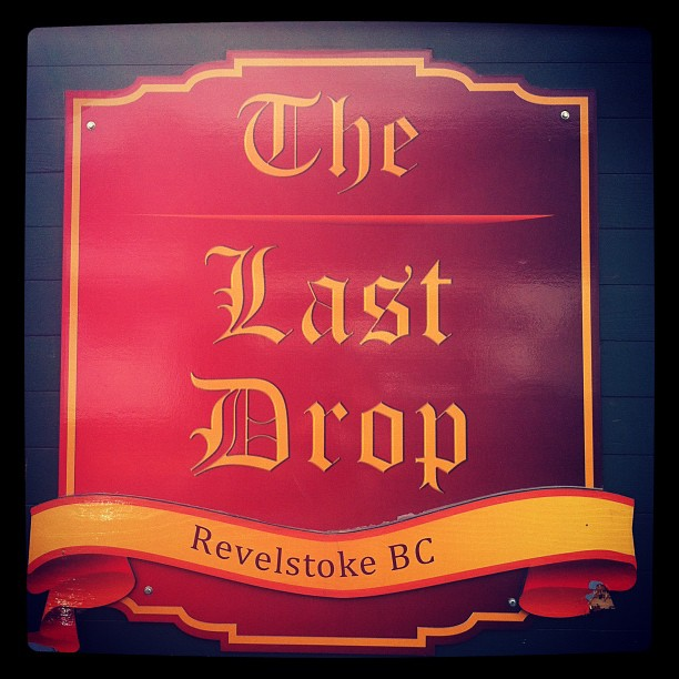 Love this venue in Revelstoke! Looking forward to coming back. Going on a hike this afternoon, sun is out too. Stoked ;) (Taken with  instagram )