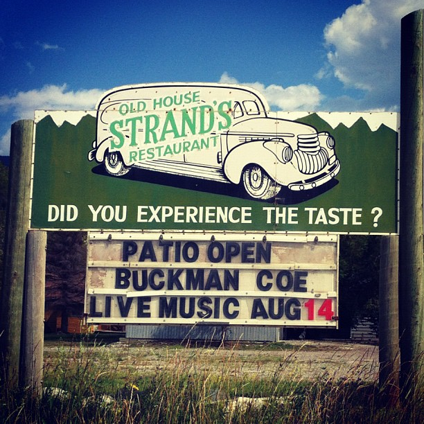 Tonight, experience the taste :) Invermere, BC  (Taken with  Instagram )