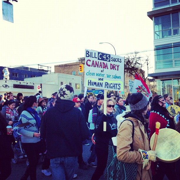 Idle No More (at Main Street)