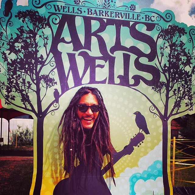 Find memories of @artswellsfestival as we drive deeper into the Interior after the @EoTW festival. What a magical two weeks!!!
