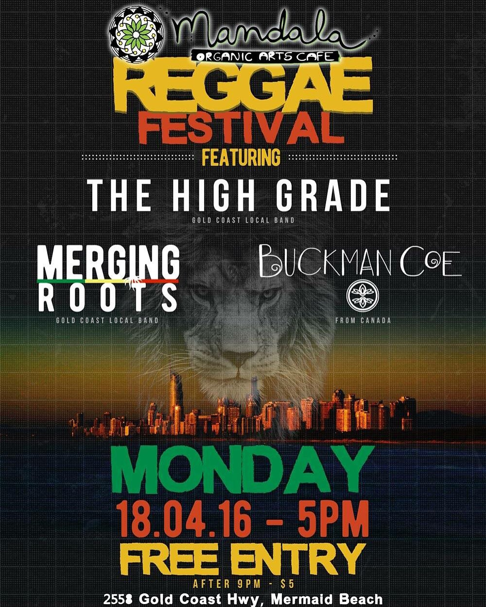 fbevent: http://bit.ly/April18ReggaeFest