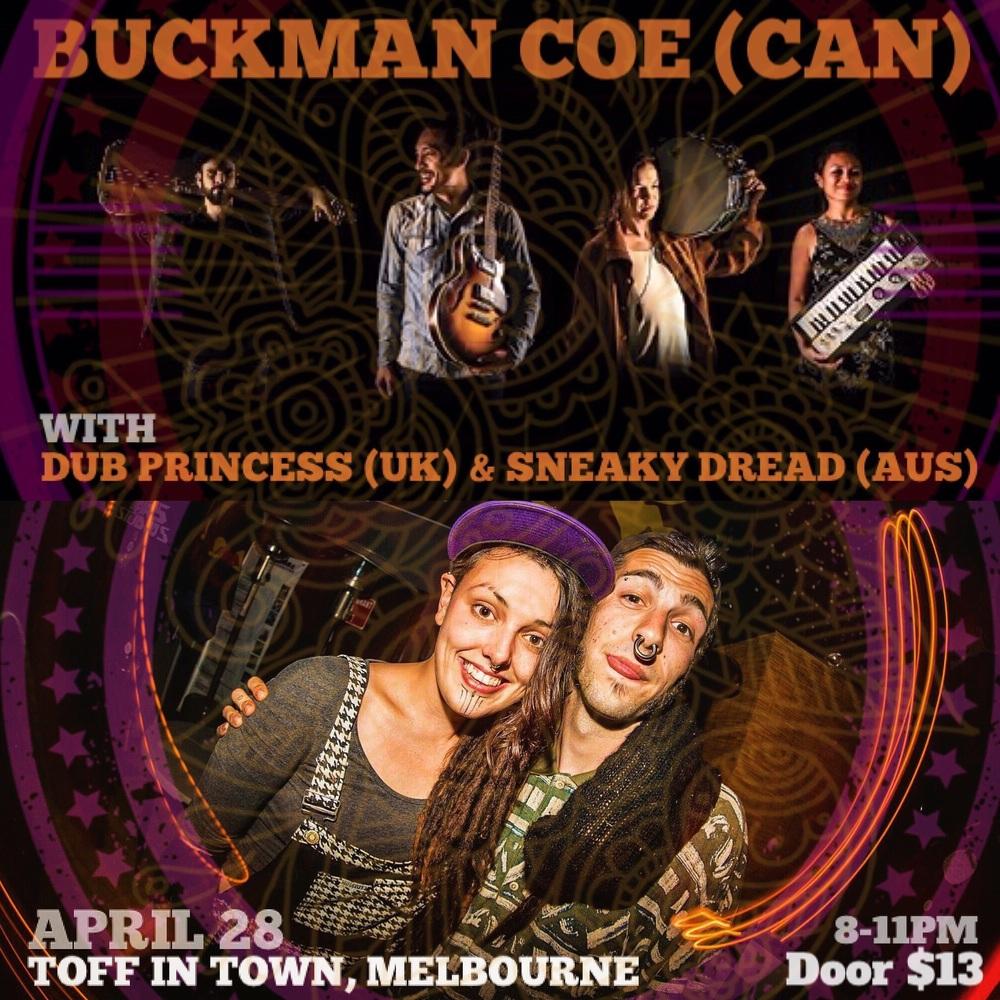 FBevent: bit.ly/MelbourneApril28