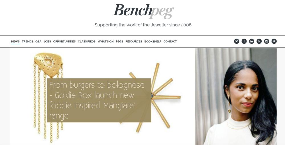 Bench Peg