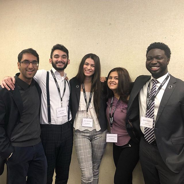 "Hey UTMUN! ""We passed the Absolute BS (Best Solution) Resolution."" - Team of the 10th Summit of the Non-Aligned Movement"