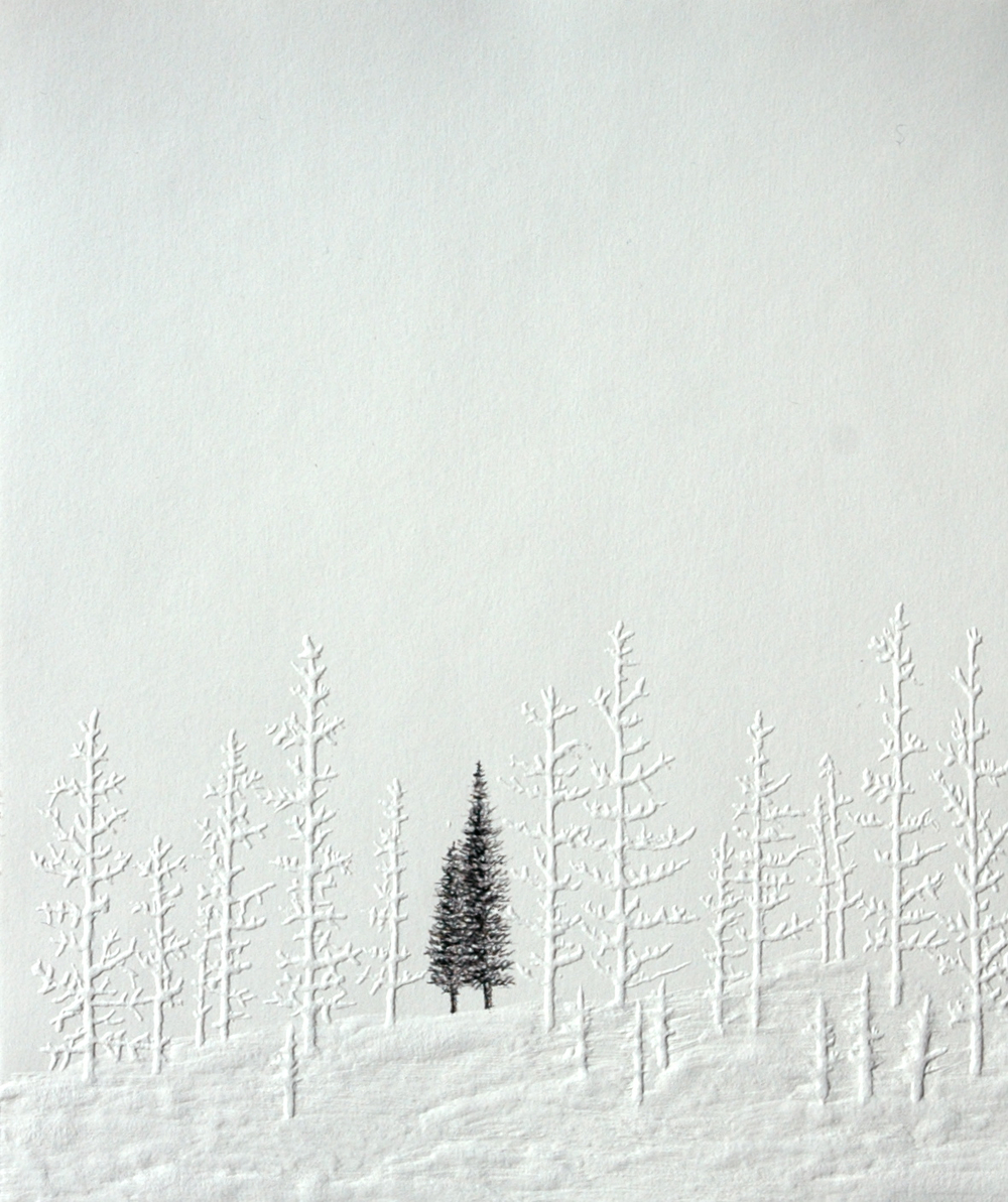 Silent Forest (2nd state)