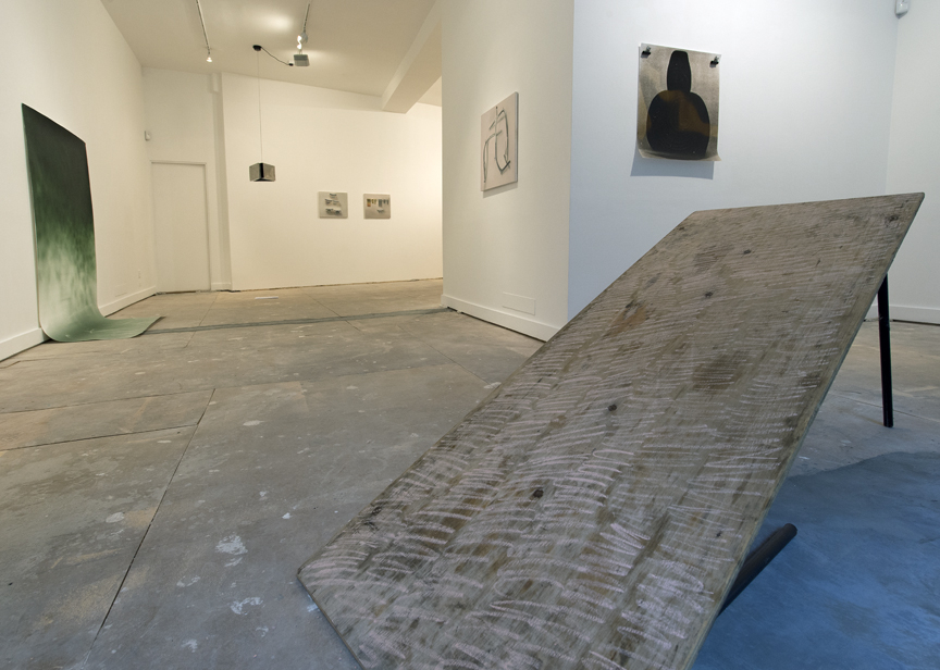 Installation at Fold Gallery, London, 2013