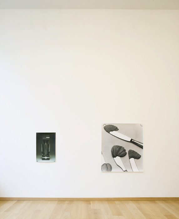 Installation View, Post Box Gallery, London, 2012