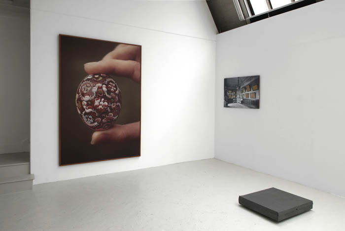 Installation view, Royal Academy Schools