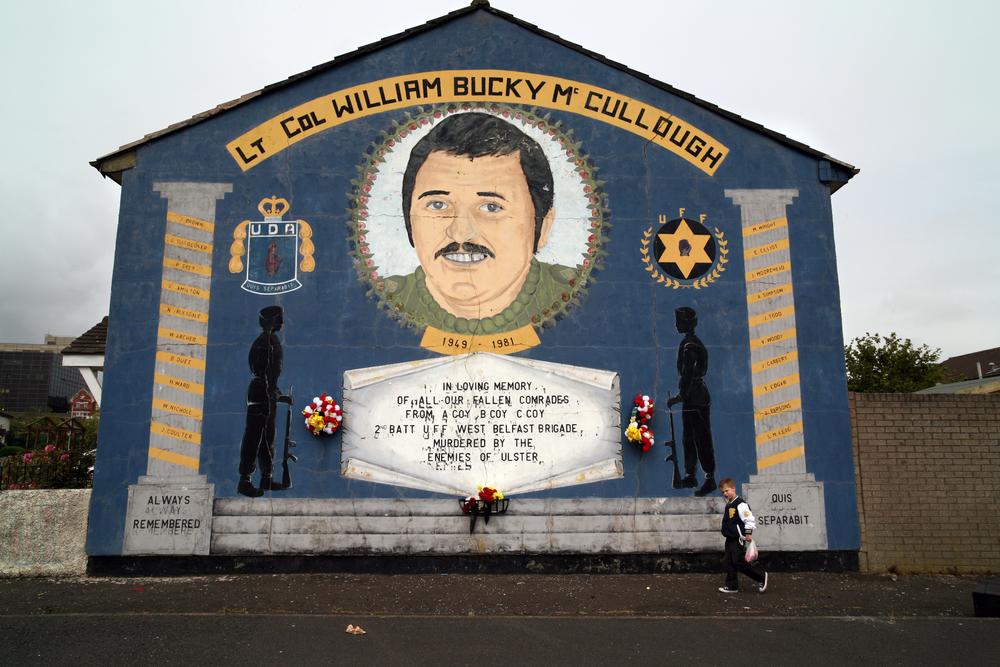 Belfast, Northern Ireland.