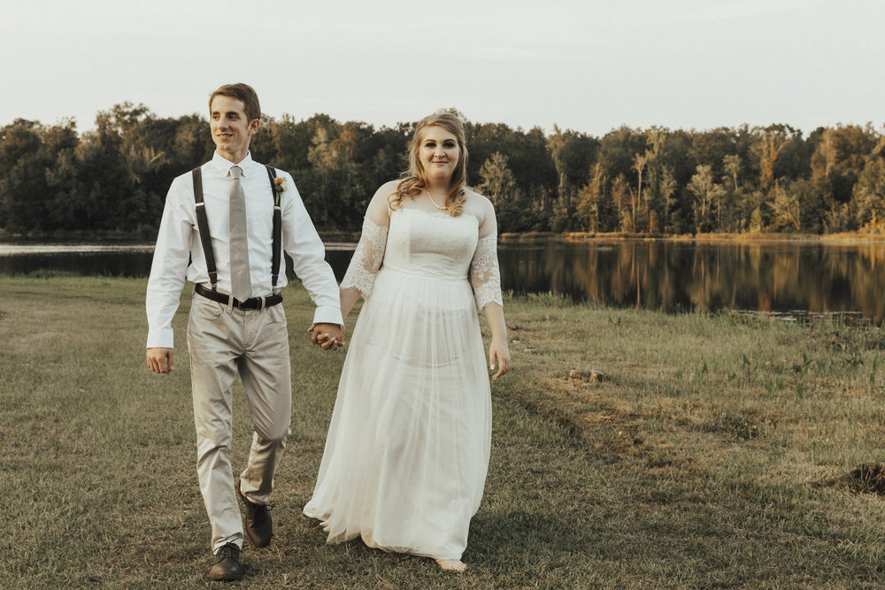 MORGAN & BEN // MARRIED -
