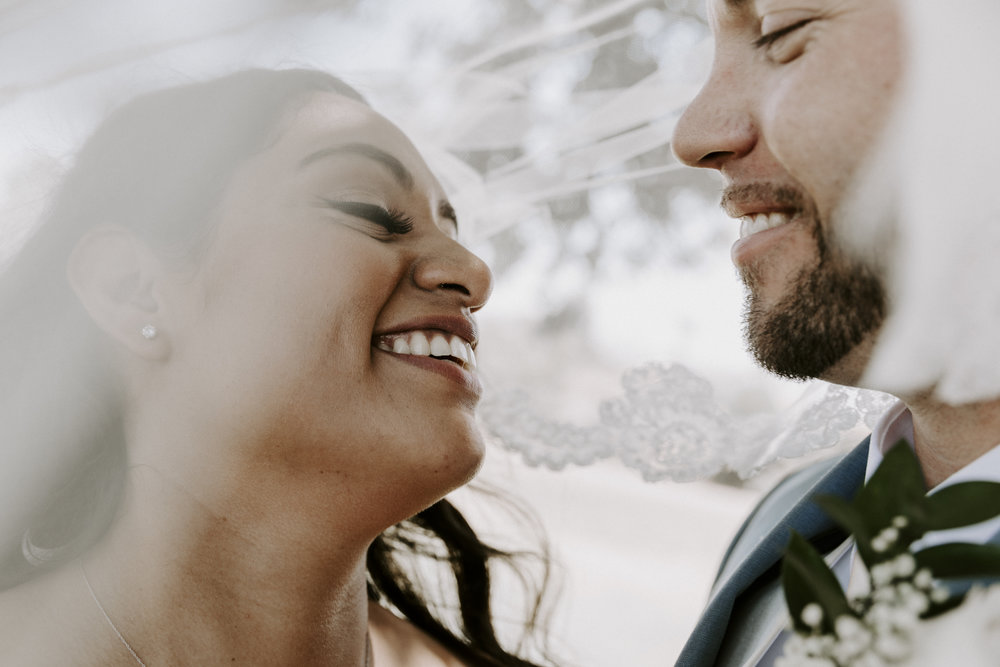 EDEN & LUKE // MARRIED -
