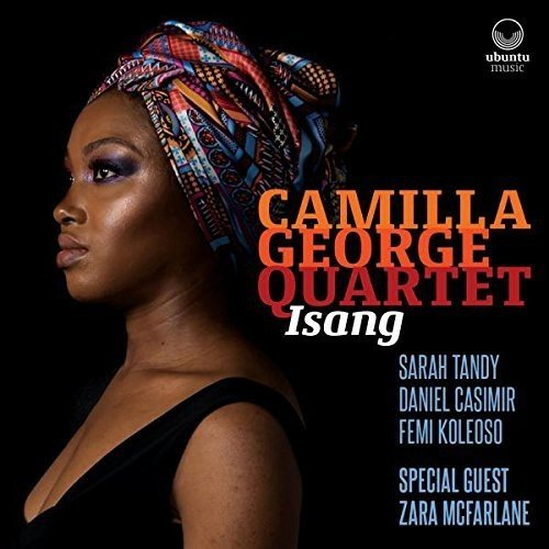 Copy of Camila George Quartet - Isang