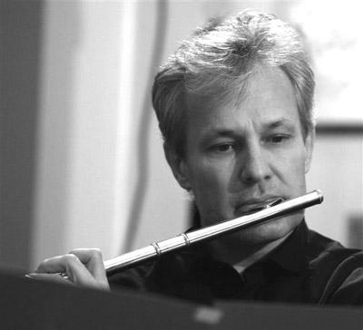 Alfred Rutz,  flauto
