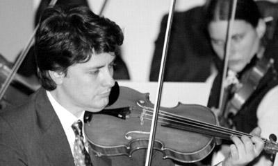 Klaidi Sahatci,  violino